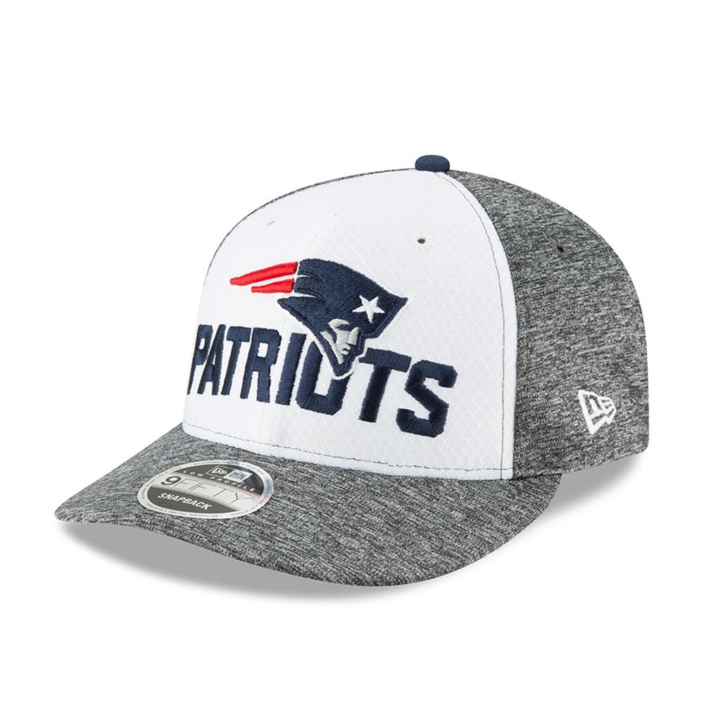 ... New England Patriots Super Bowl LII Sideline 9FIFTY Snapback eb65b0f93