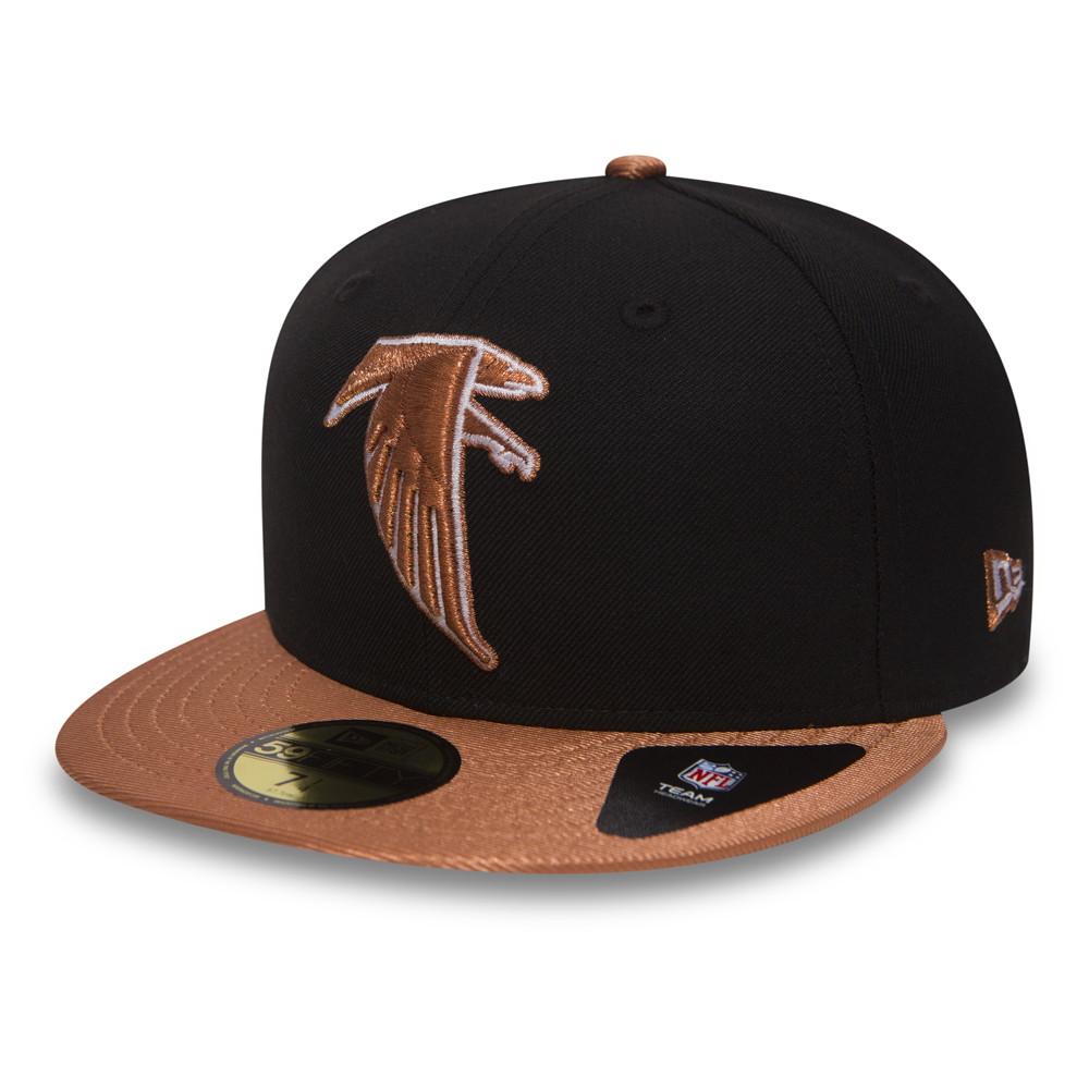 Atlanta Falcons Black 59FIFTY