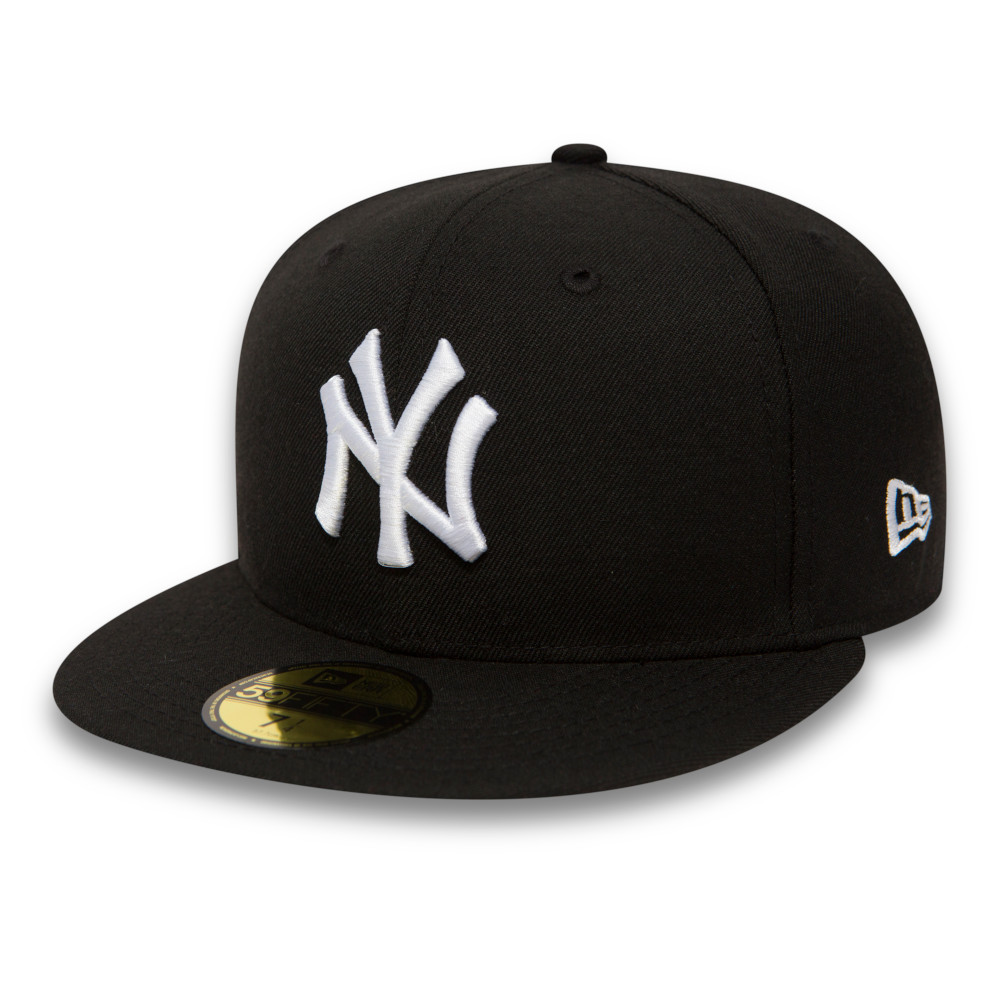 NY Yankees Essential Black 59FIFTY