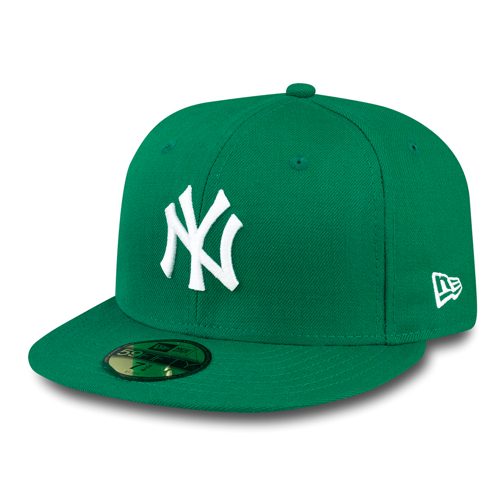 NY Yankees Essential Green 59FIFTY NY Yankees Essential Green 59FIFTY 1adea0a6d6