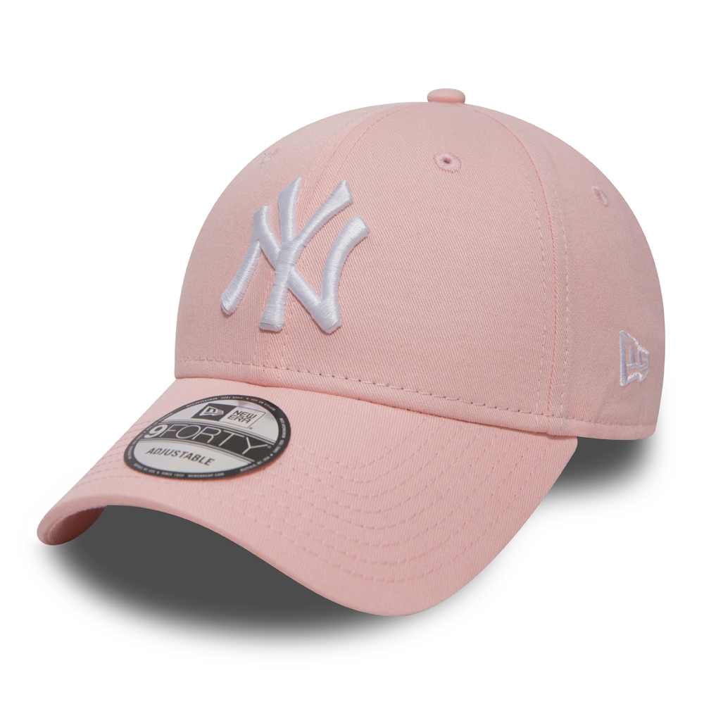 092cafd24946c New York Yankees Essential Pink 9FORTY