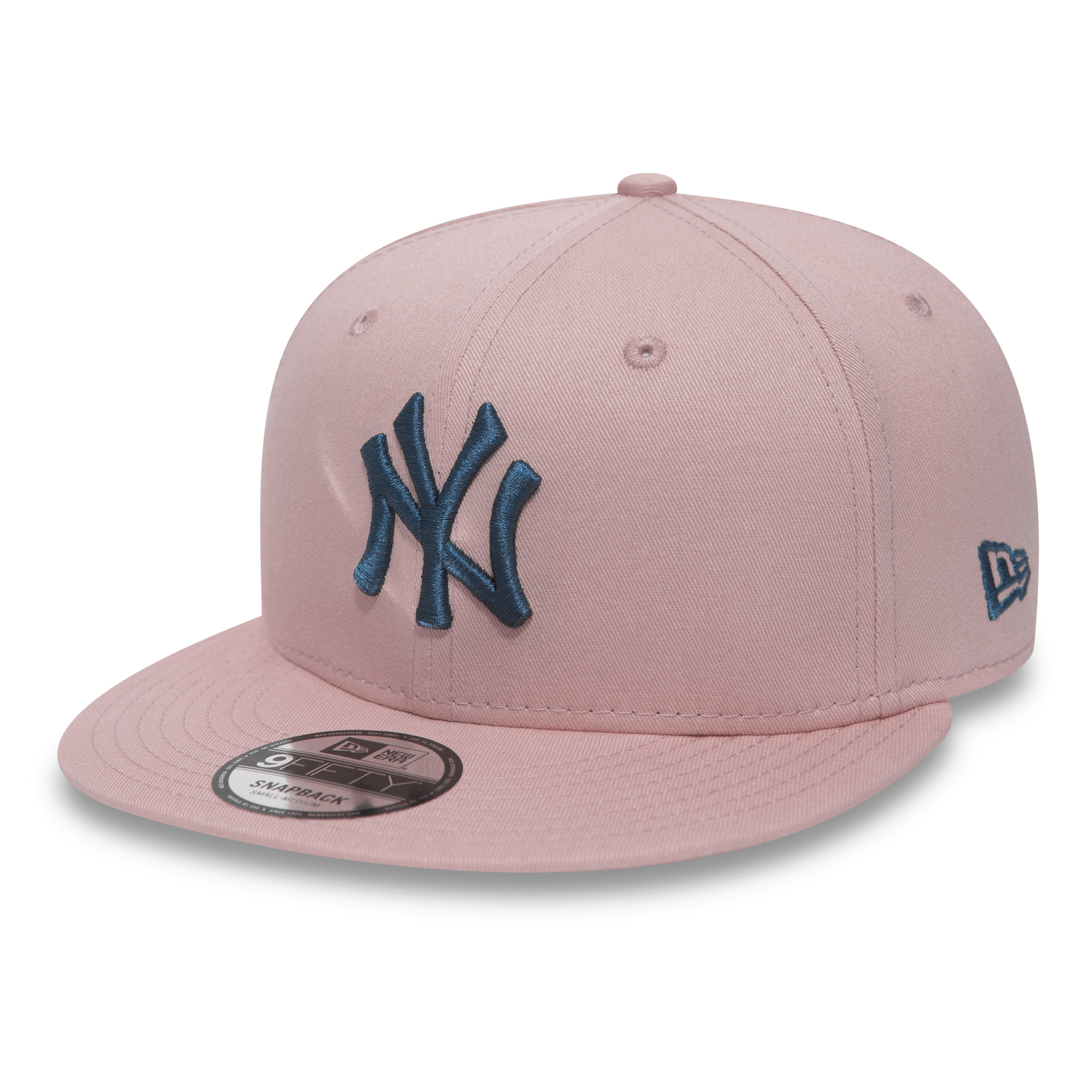 738ff7f835c65 New York Yankees Essential Pink 9FIFTY Snapback