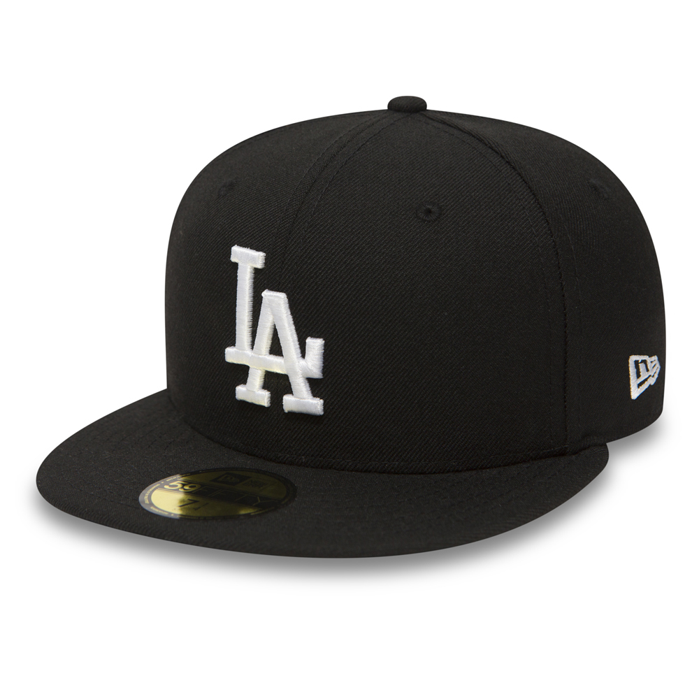 LA Dodgers Essential Black 59FIFTY