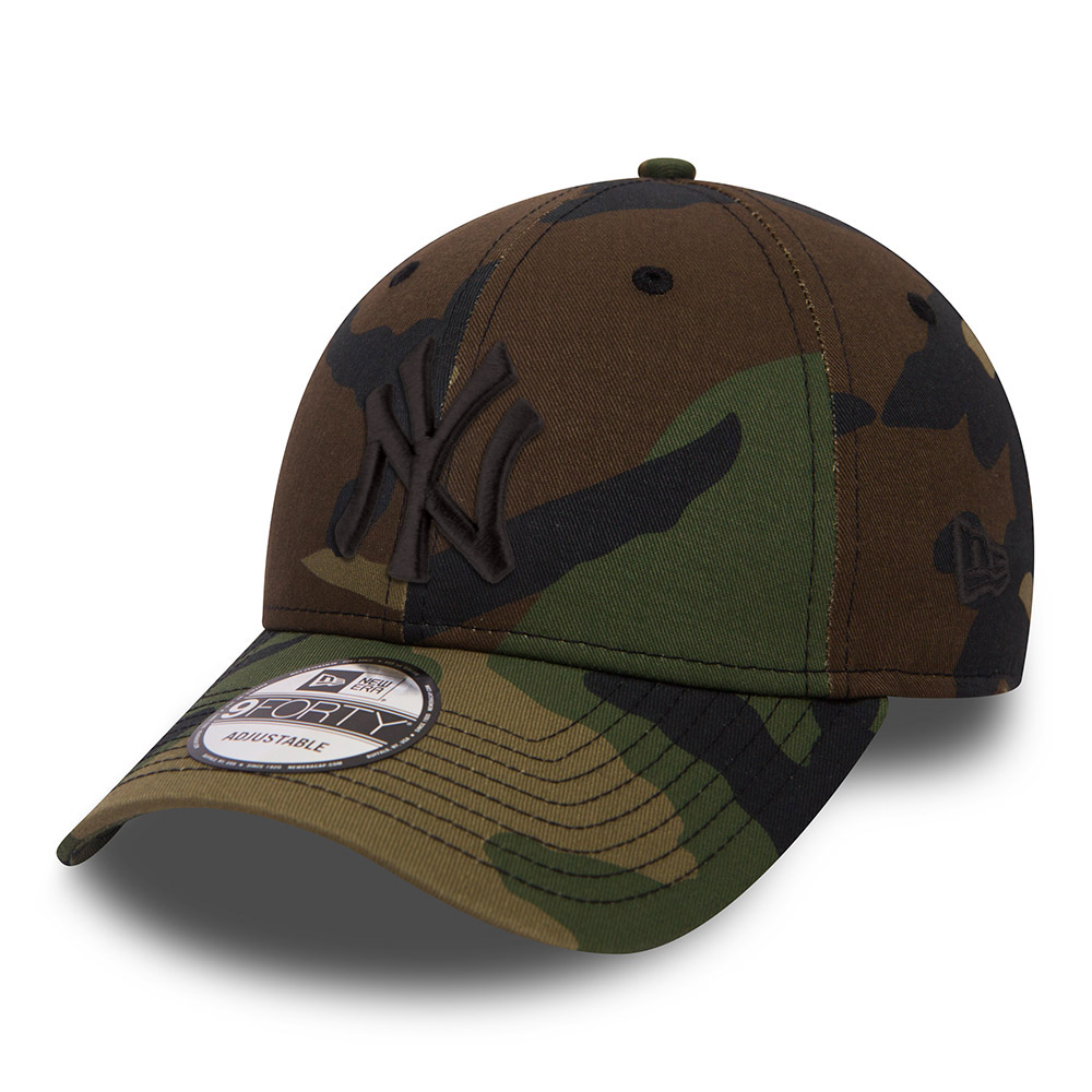 New York Yankees  Essential Camo 9FORTY