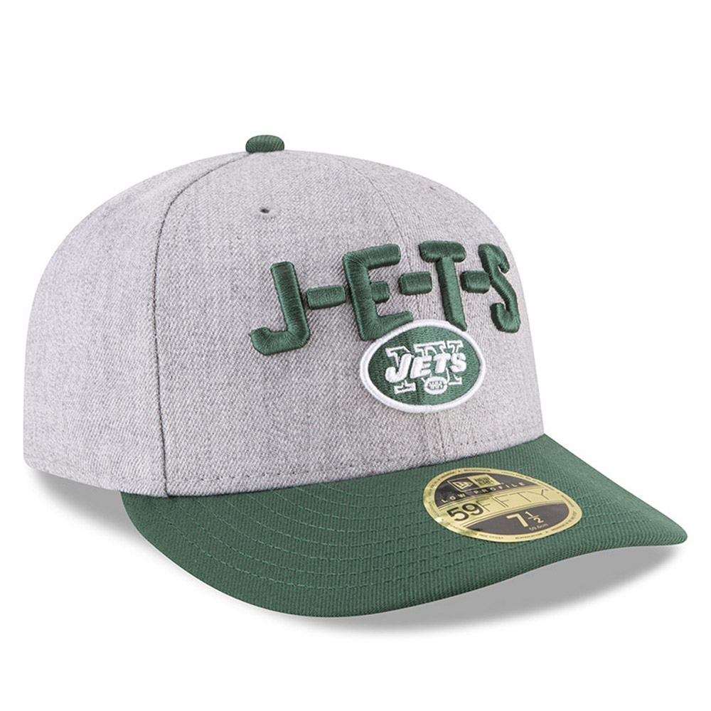 new arrival d5c68 bc70f ... discount new york jets 2018 nfl on stage draft low profile 59fifty  366da c8a0a