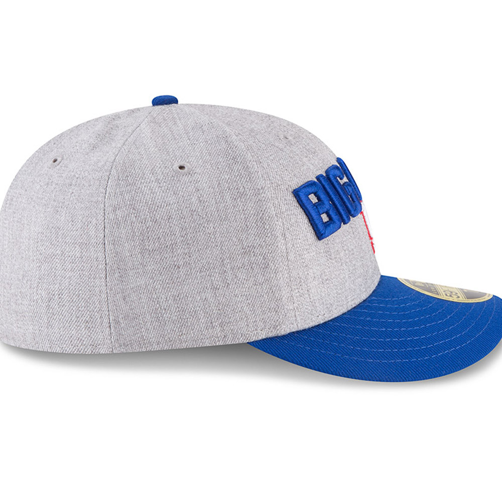 ... New York Giants 2018 NFL On-Stage Draft Low Profile 59FIFTY a23f11479