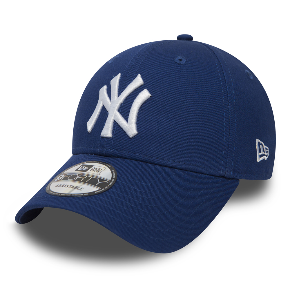22c33c509981a NY Yankees Essential Blue 9FORTY