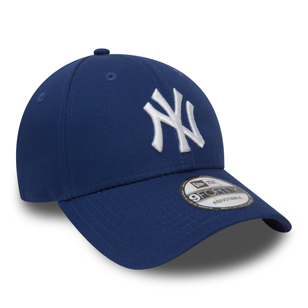 NY Yankees Essential Blue 9FORTY NY Yankees Essential Blue 9FORTY 916985238b7