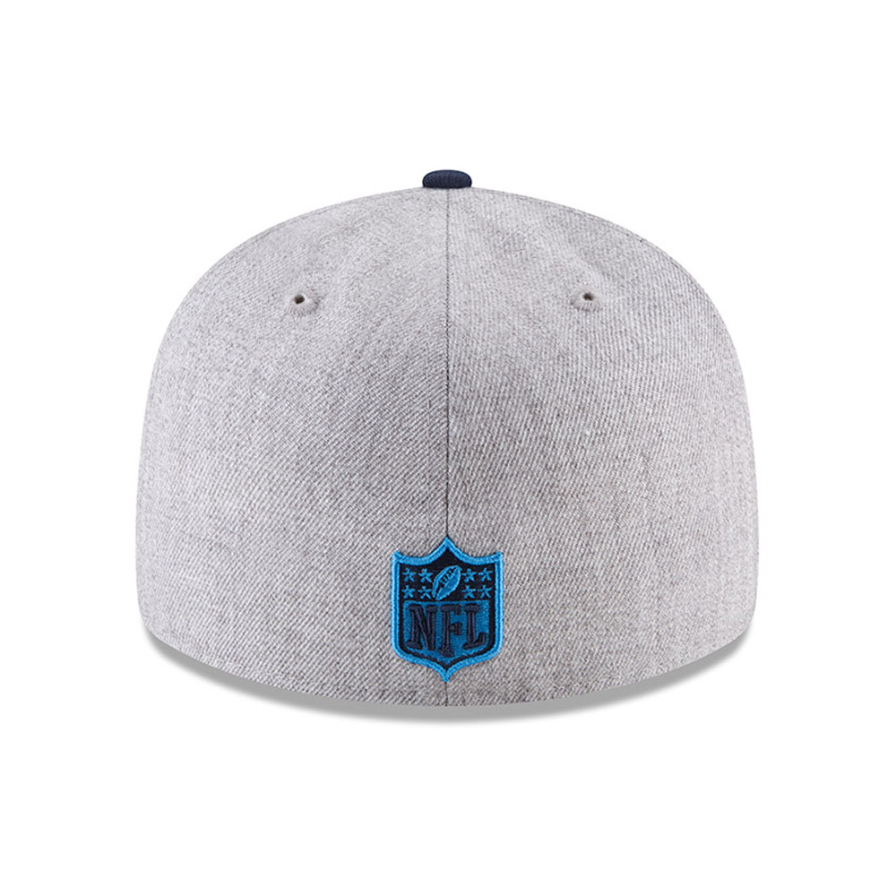... fitted hat 016fb 4dcde  new arrivals los angeles chargers 2018 nfl on  stage draft low profile 59fifty 78945 34475 4d8768097
