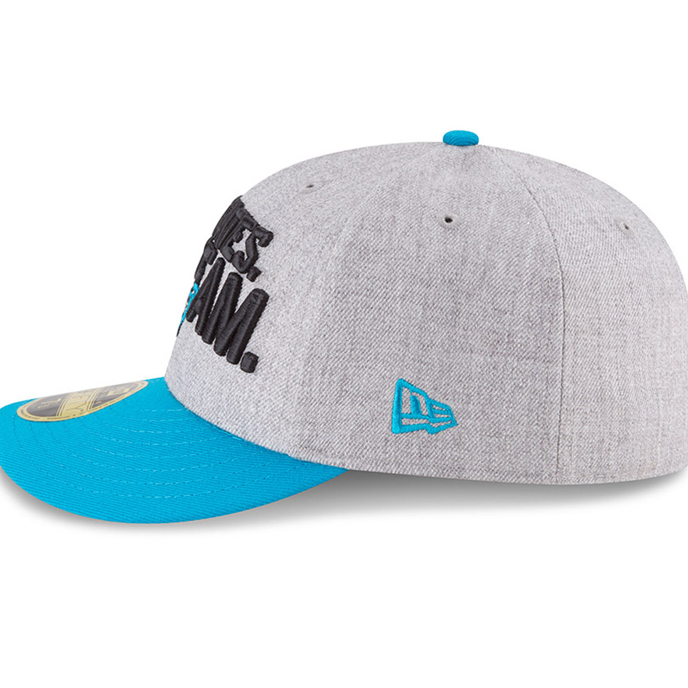 4d0d247ae04 ... Carolina Panthers 2018 NFL On-Stage Draft Low Profile 59FIFTY
