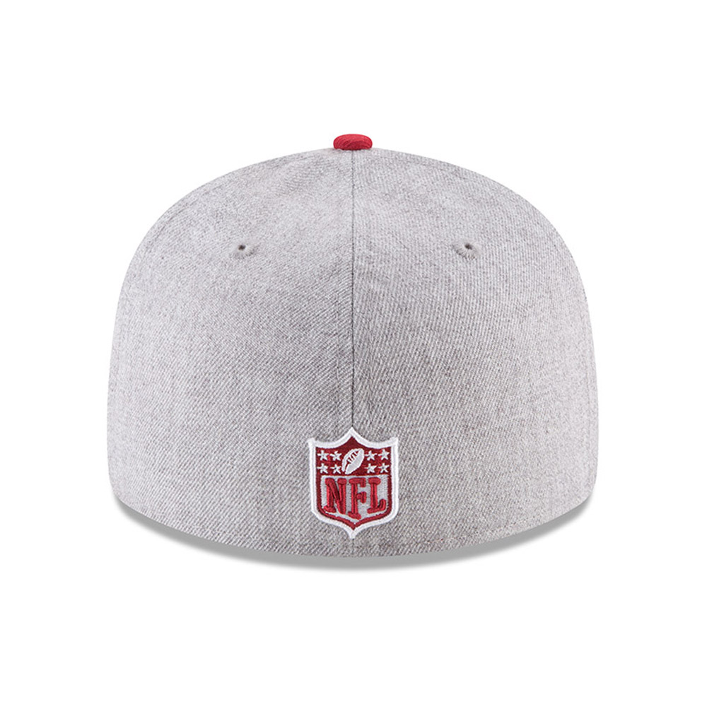 ... Arizona Cardinals 2018 NFL On-Stage Draft Low Profile 59FIFTY 269706374