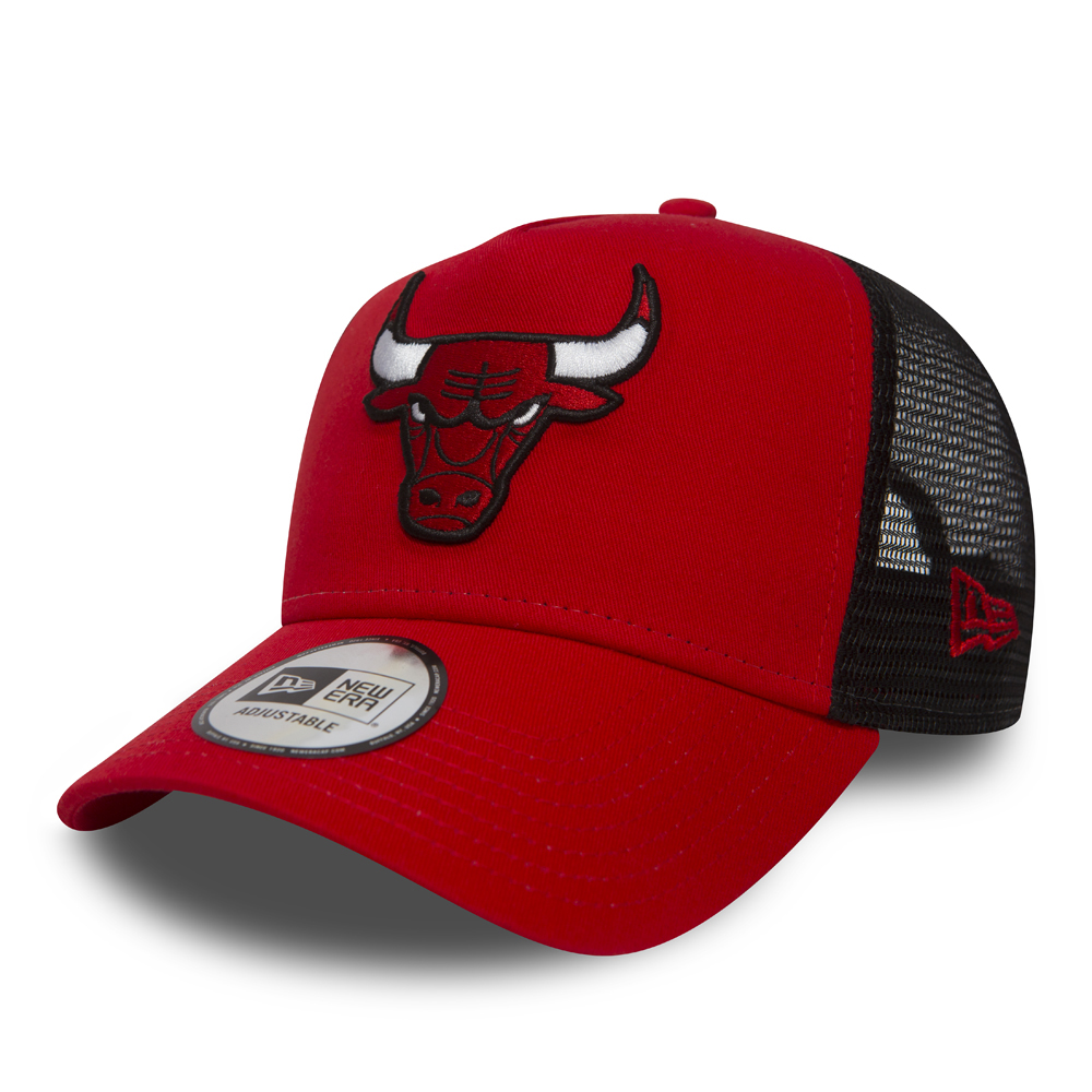 Chicago Bulls Reverse Team A Frame Trucker