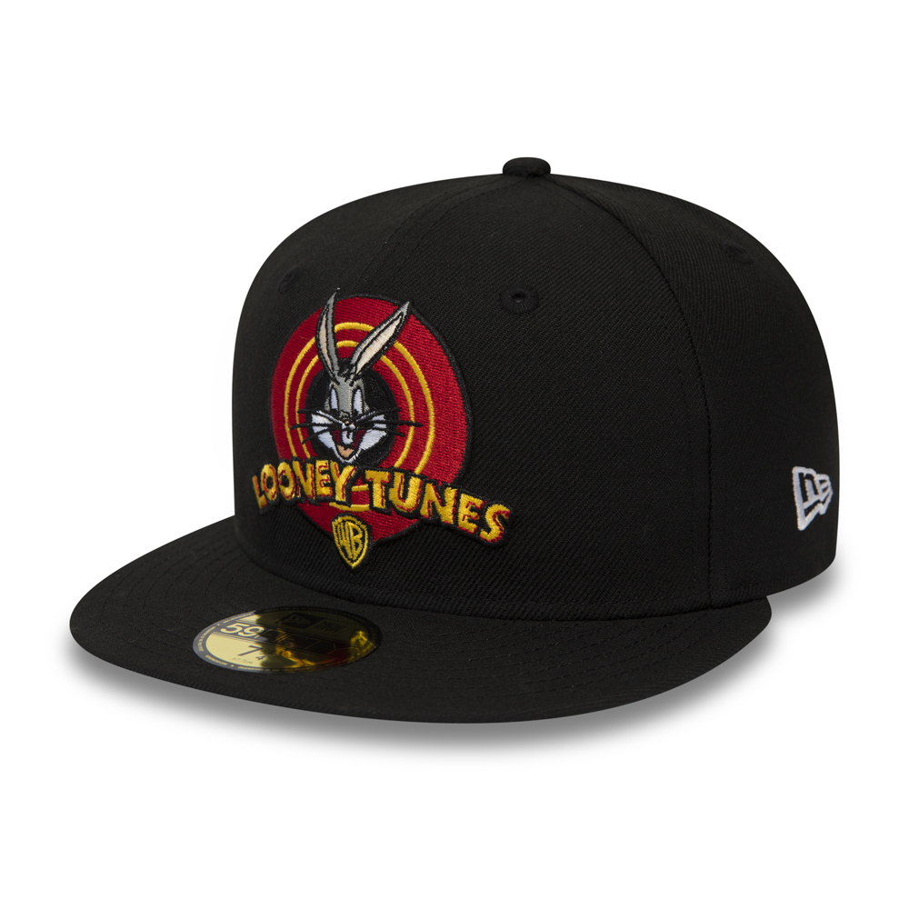 Looney Tunes Black 59FIFTY  29dddc6ccab