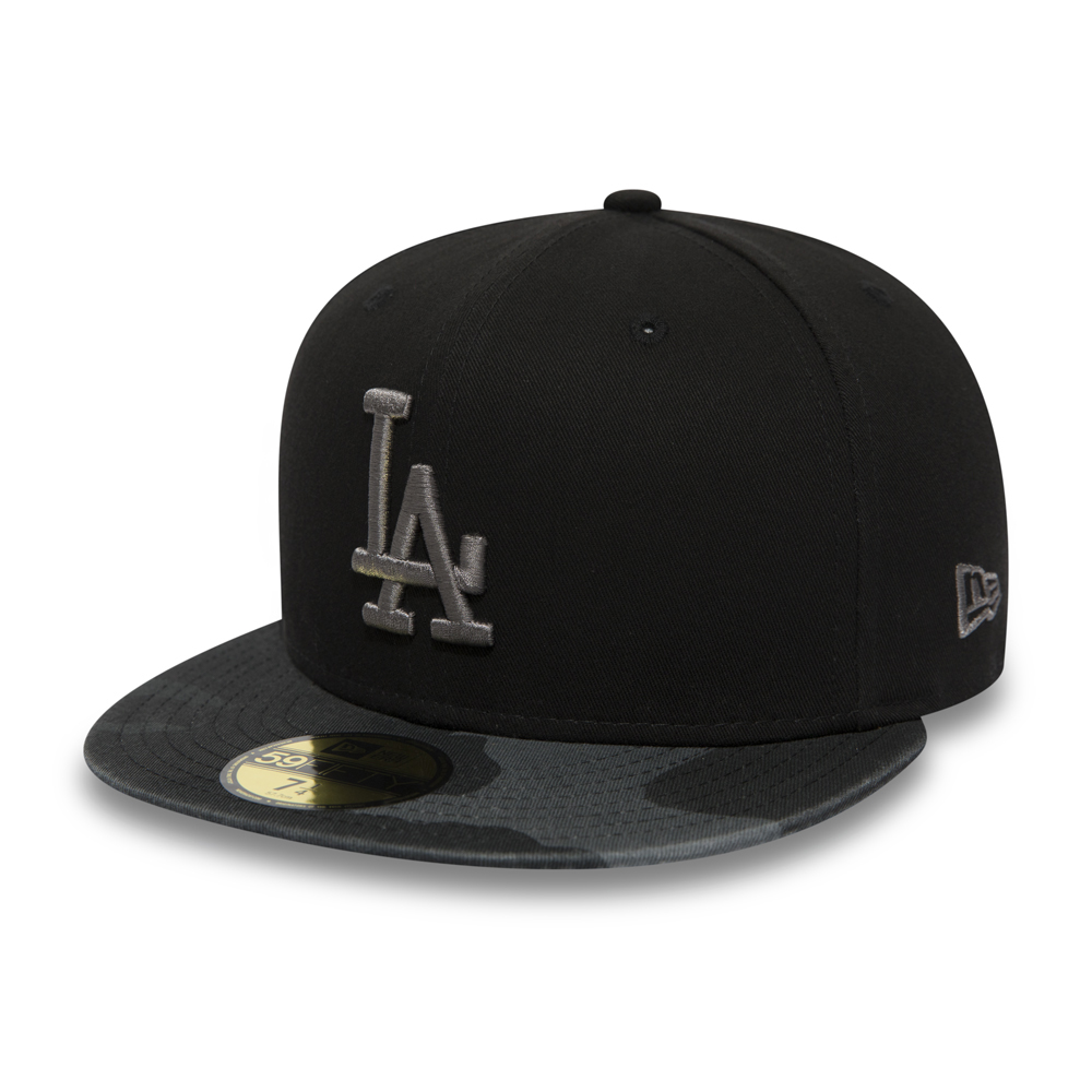 Los Angeles Dodgers Washed Camo 59FIFTY