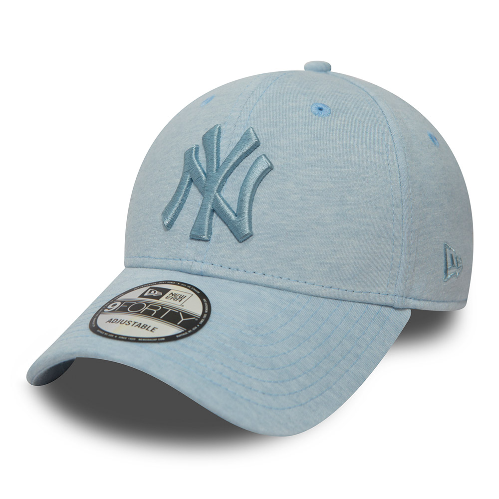 b640b7258f3 ... New York Yankees Jersey Brights Sky Blue 9FORTY