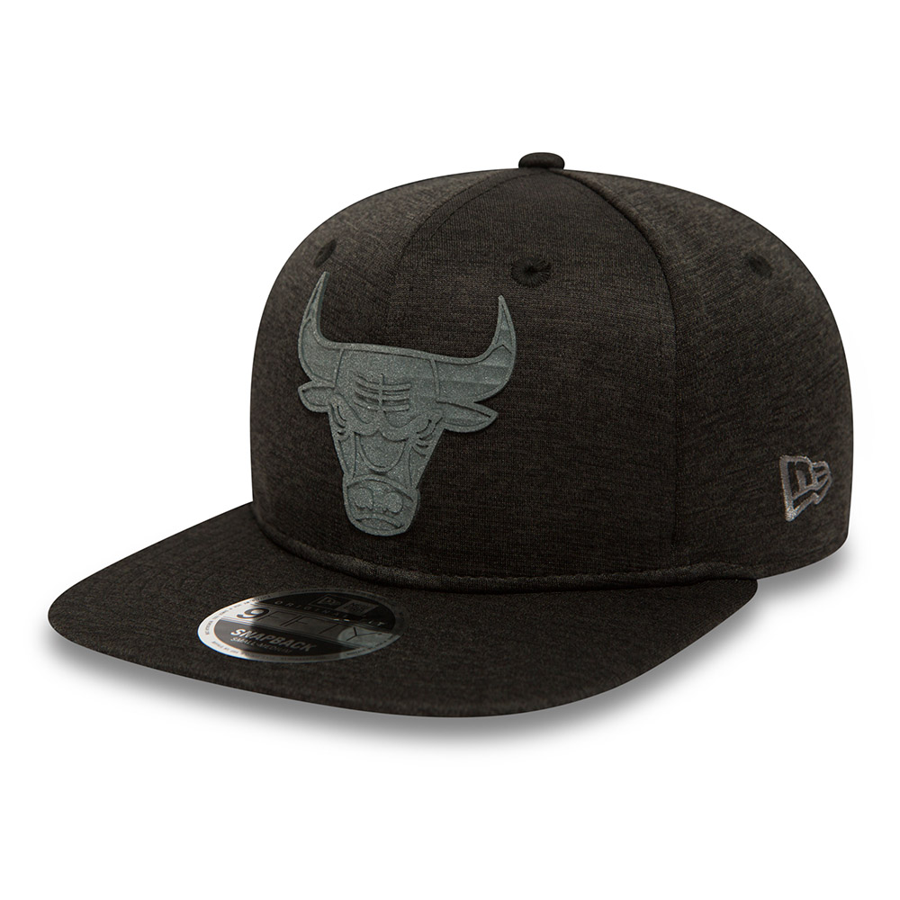 Chicago Bulls Jersey Graphite Original Fit 9FIFTY Snapback
