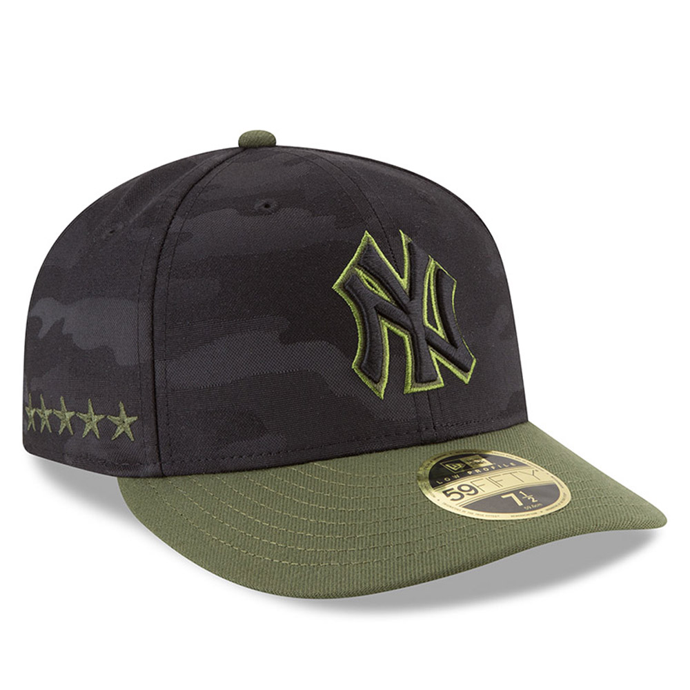 ... New York Yankees 2018 Memorial Day Low Profile 59FIFTY 1db80f75d13