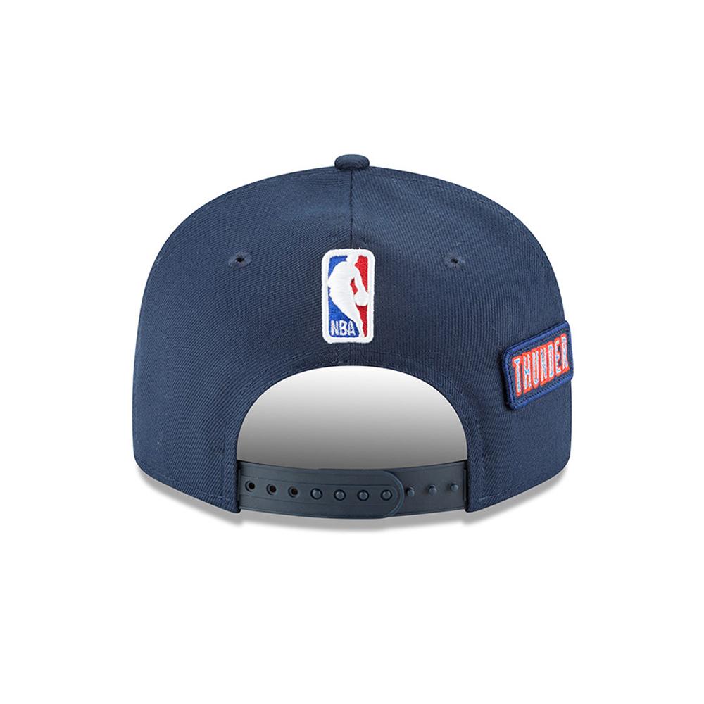 timeless design 661a5 a2a14 Oklahoma City Thunder 2018 NBA Draft 9FIFTY Snapback