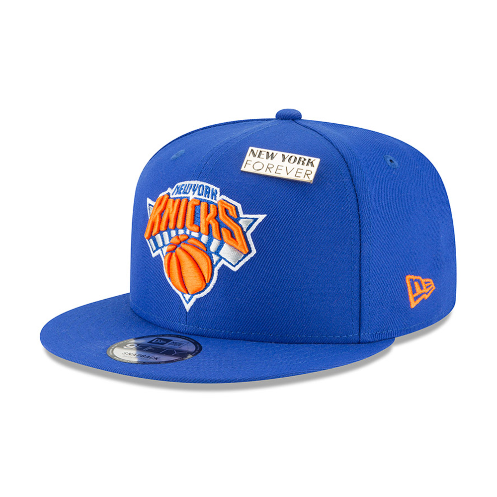 New York Knicks 2018 NBA Draft 9FIFTY Snapback  58aff5716