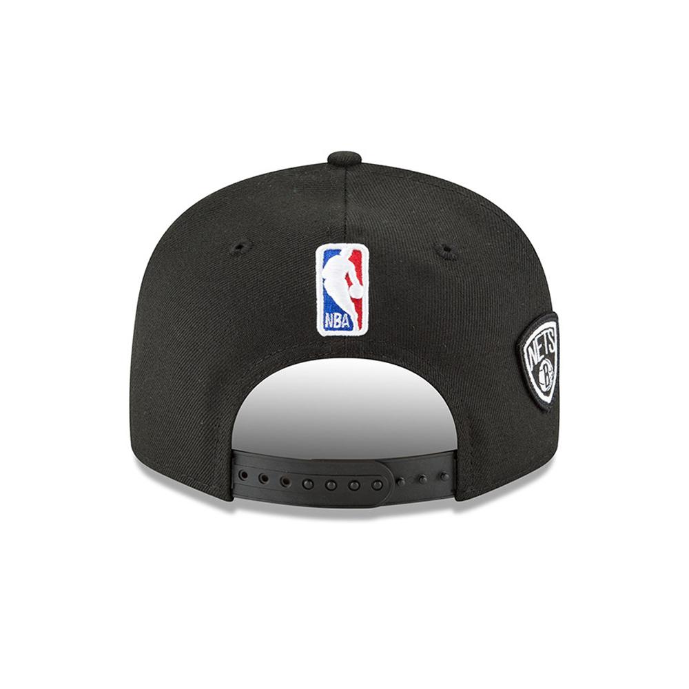 New Era 9FORTY NBA Pin Brooklyn Nets Strapback Cap