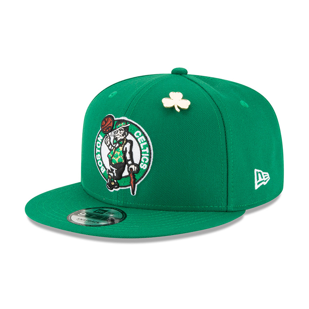 9fa750e4d8f Boston Celtics 2018 NBA Draft 9FIFTY Snapback
