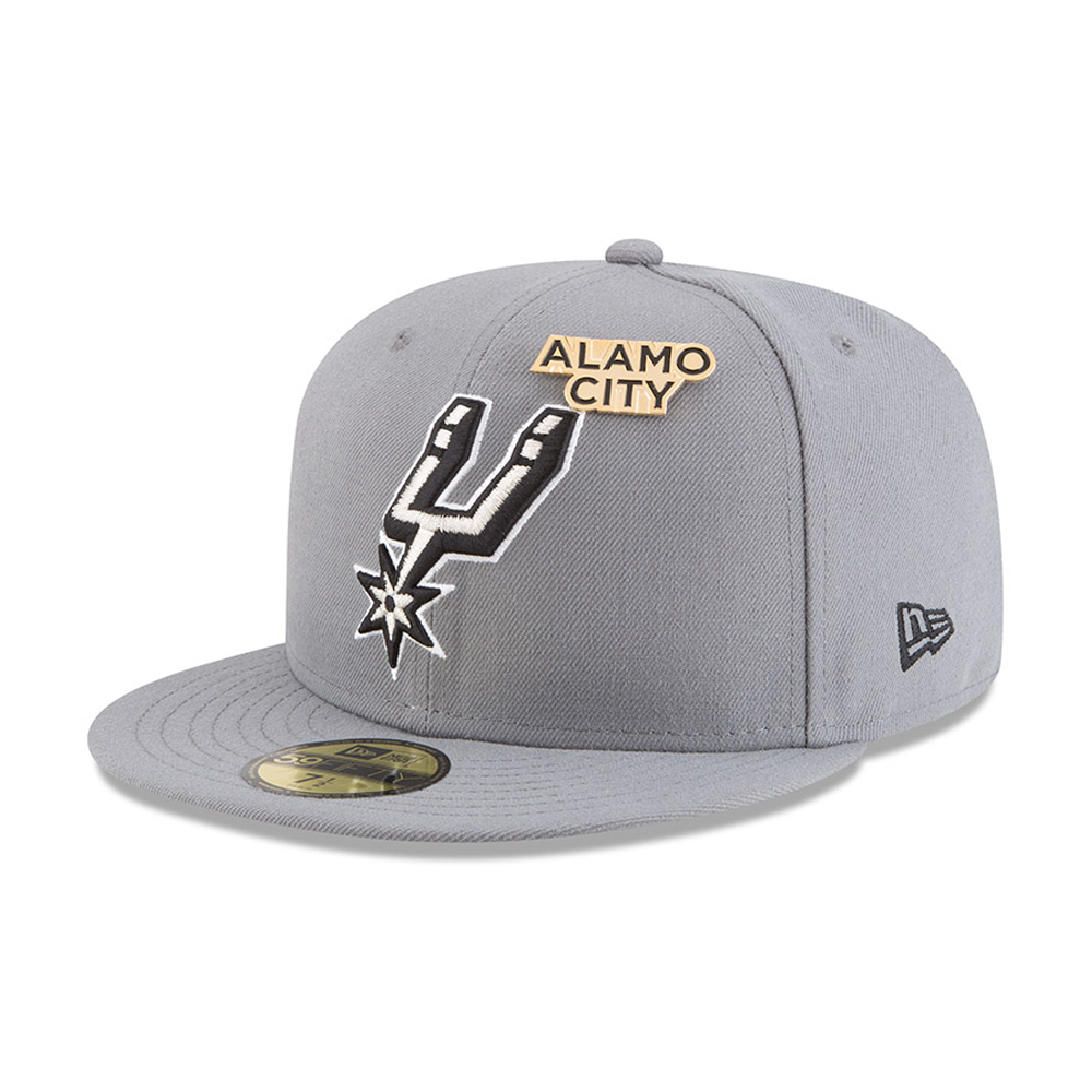 San Antonio Spurs 2018 NBA Draft 59FIFTY