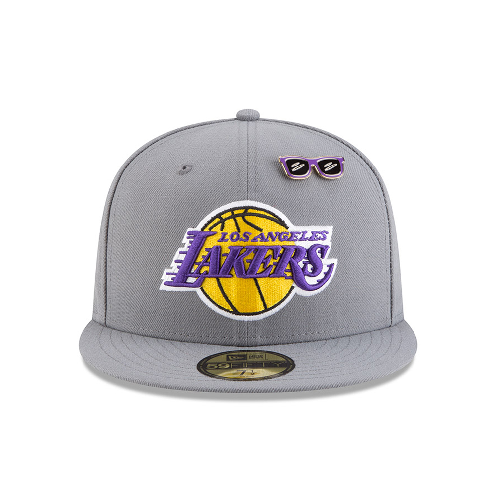 a88a74d3895b9 Los Angeles Lakers 2018 NBA Draft 59FIFTY