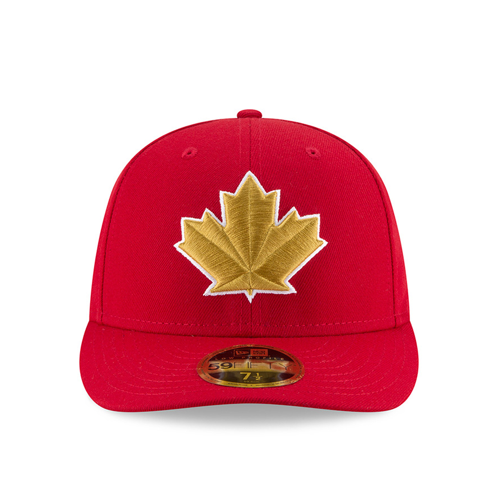 Toronto Blue Jays 4th of July 2018 Low Profile 59FIFTY  248138c437ce
