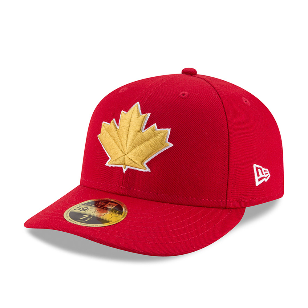8af5f745a0d Toronto Blue Jays 4th of July 2018 Low Profile 59FIFTY