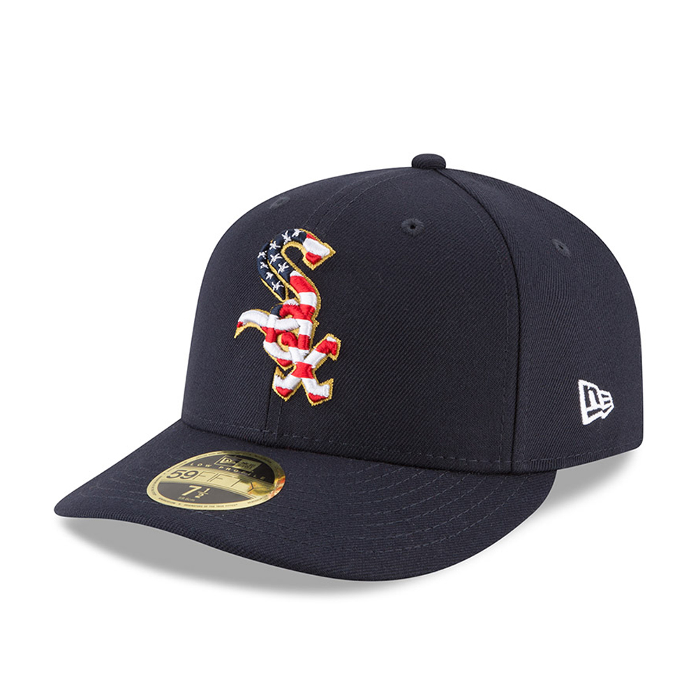 Chicago White Sox 4th of July 2018 Low Profile 59FIFTY