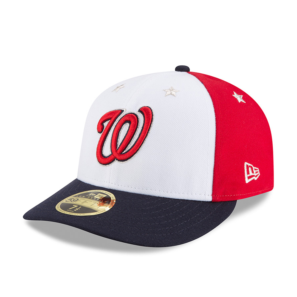 new product 724a8 2666b ... sweden washington nationals 2018 all star game low profile 59fifty new  era be5ce 0fb69