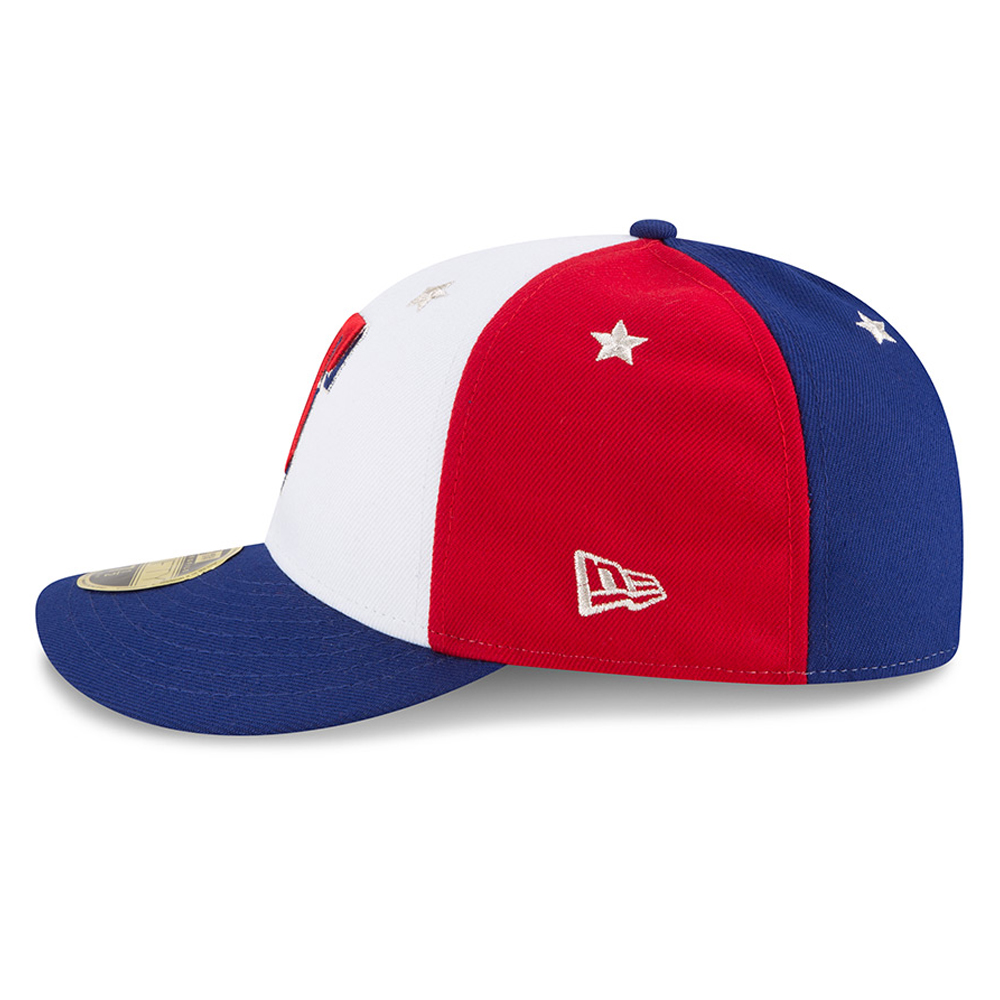 ... Texas Rangers 2018 All Star Game Low Profile 59FIFTY 0483508f050