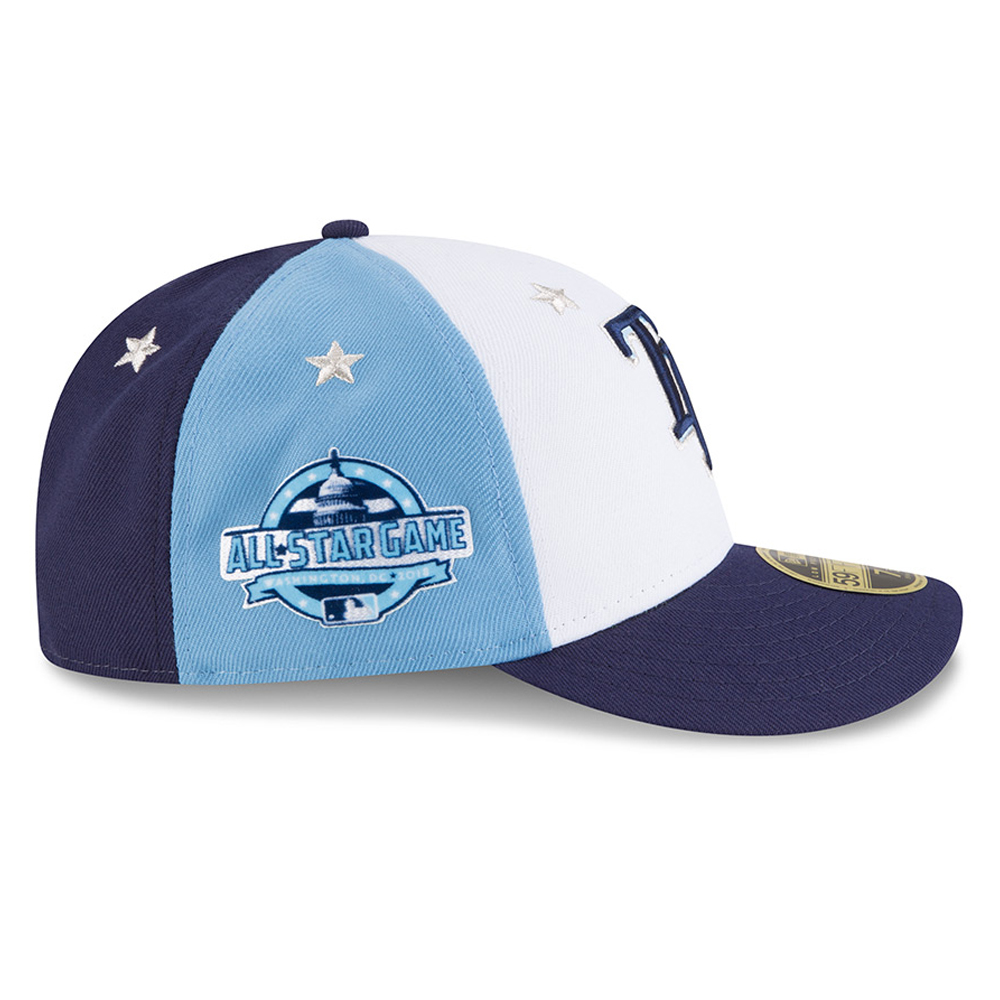buy popular 9c67d 7497f ... Tampa Bay Rays 2018 All Star Game Low Profile 59FIFTY