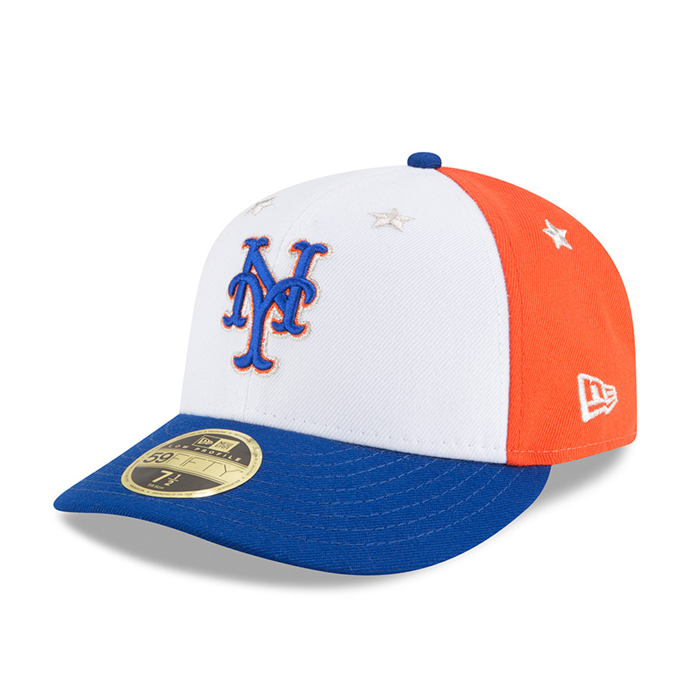 New York Mets 2018 All Star Game Low Profile 59FIFTY  df7a08c18f6
