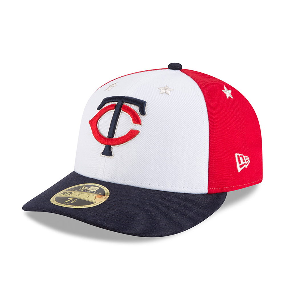 834190e2d7fe0 Minnesota Twins 2018 All Star Game Low Profile 59FIFTY