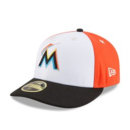 Miami Marlins 2018 All Star Game Low Profile 59FIFTY 369179e54d4