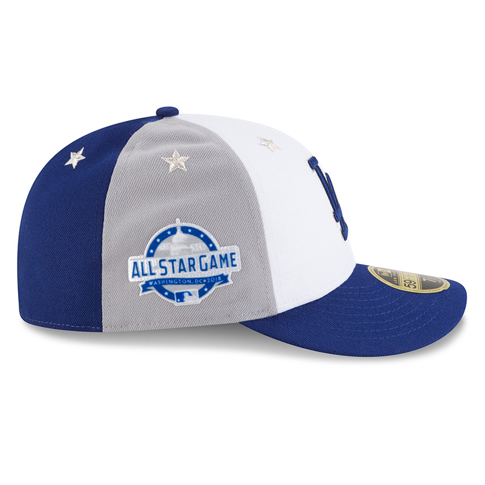 ... Los Angeles Dodgers 2018 All Star Game Low Profile 59FIFTY cd9d716a7bc