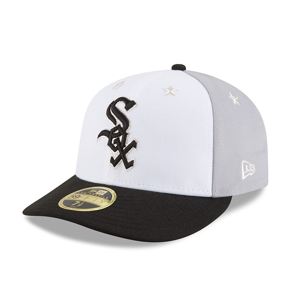 watch 3af7a 31ed7 ... fitted hat 585f8 5de39  inexpensive chicago white sox 2018 all star  game low profile 59fifty new era 0d042 9f68d