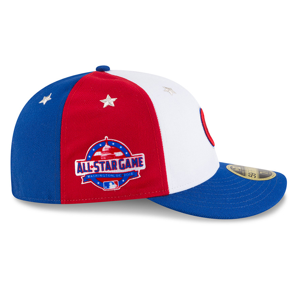 6d7020525b8 ... Chicago Cubs 2018 All Star Game Low Profile 59FIFTY