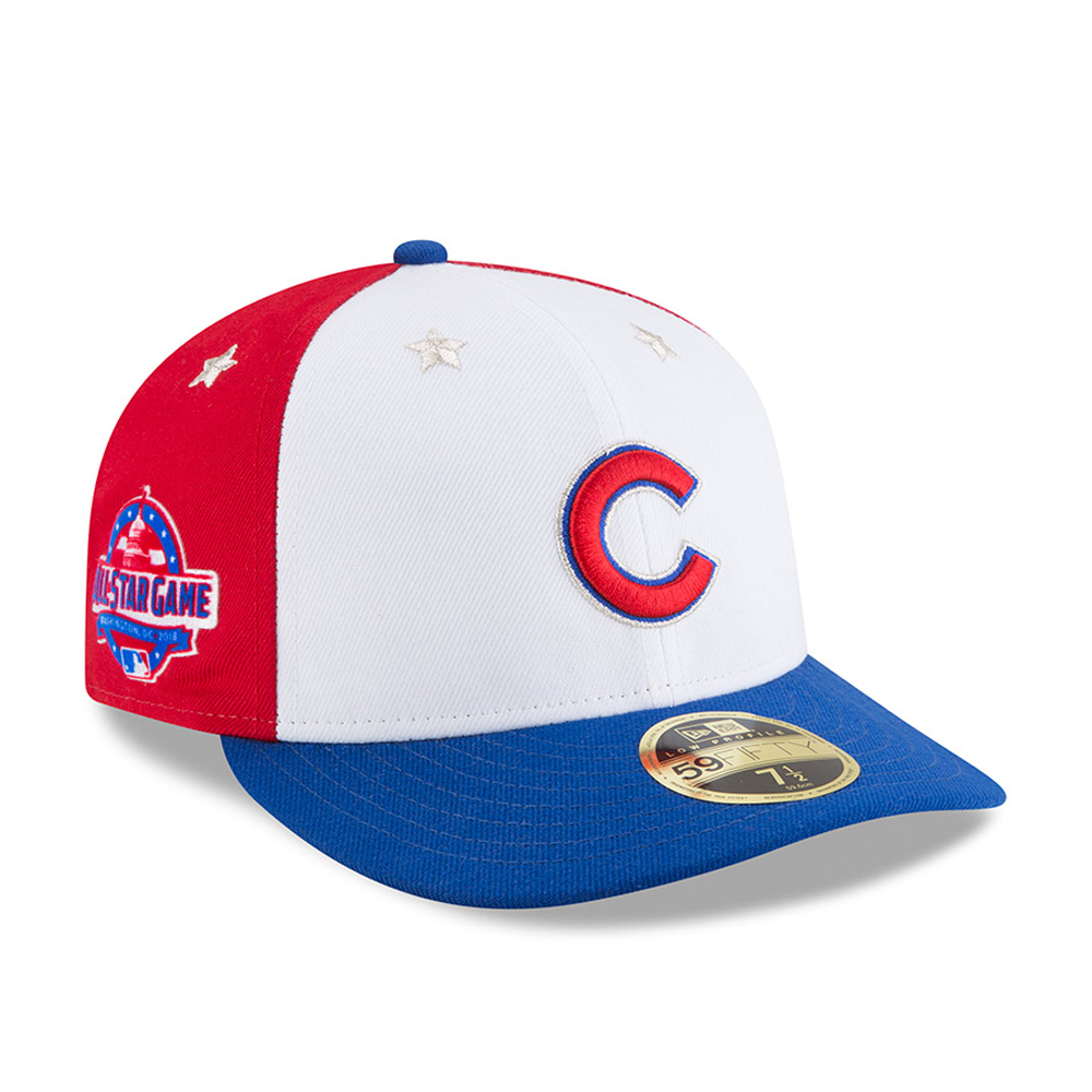 premium selection cb032 e231d Chicago Cubs 2018 All Star Game Low Profile 59FIFTY