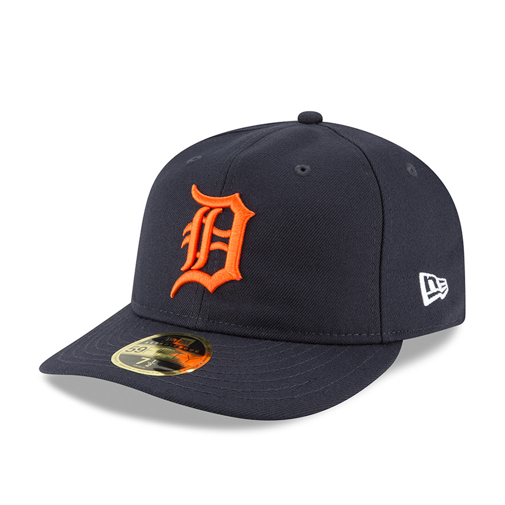 Detroit Tigers Authentic Collection Retro Crown 59FIFTY  75c105646f5