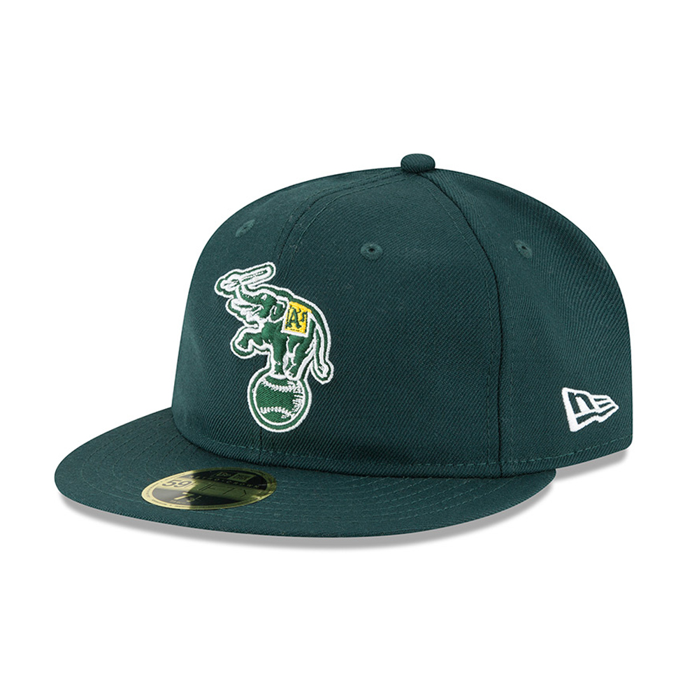 58046ede084 Oakland Athletics Authentic Collection Retro Crown 59FIFTY