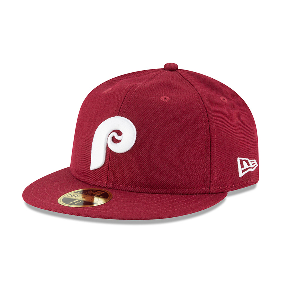 New. Philadelphia Phillies Authentic Collection Retro Crown 59FIFTY 32b3609d9f2
