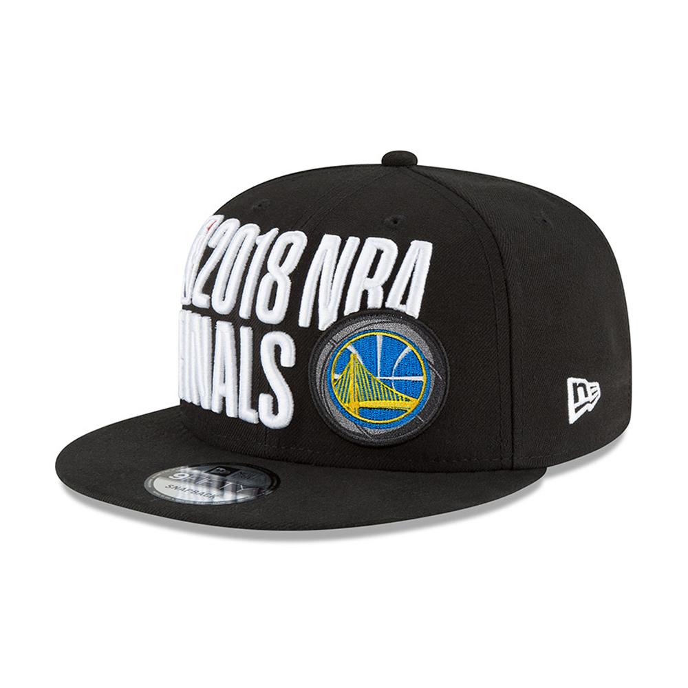 brand new 6637c 2b5a9 Golden State Warriors 2018 NBA Finals 9FIFTY Snapback