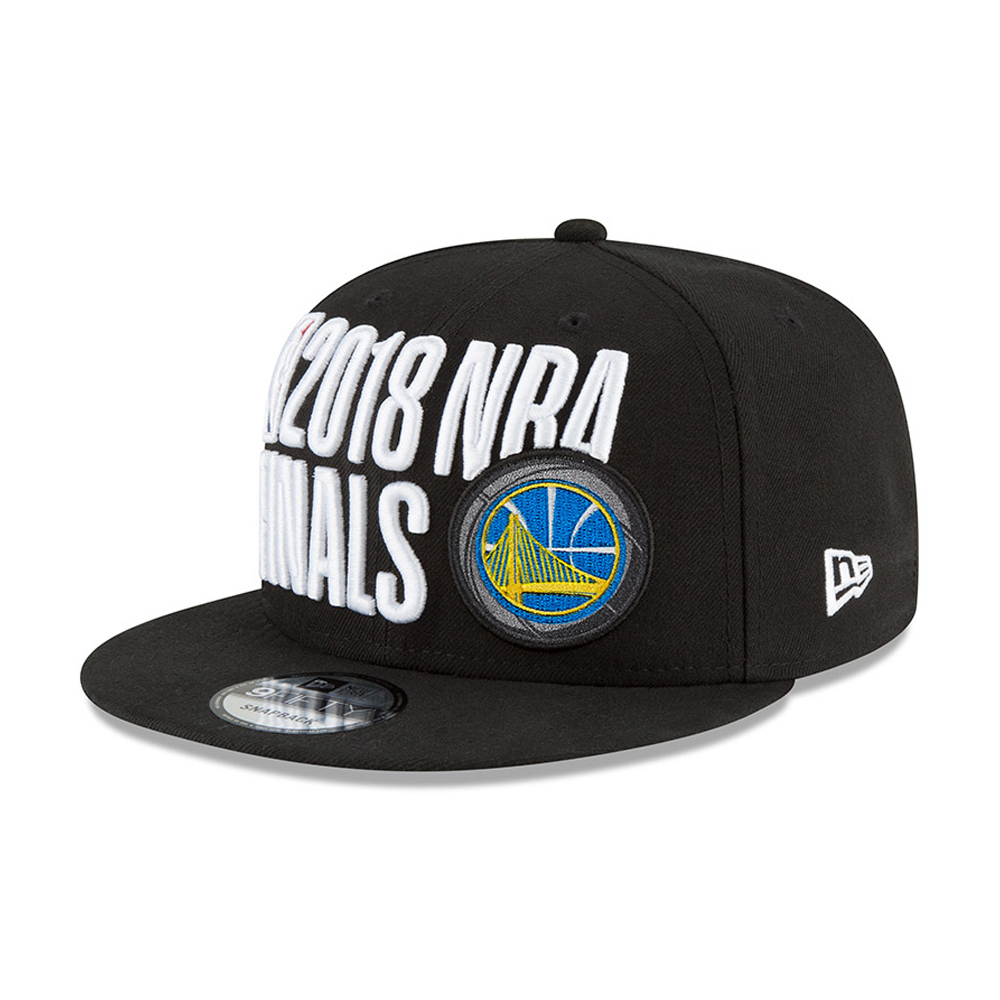 ab2855f5d0d Golden State Warriors 2018 NBA Finals 9FIFTY Snapback