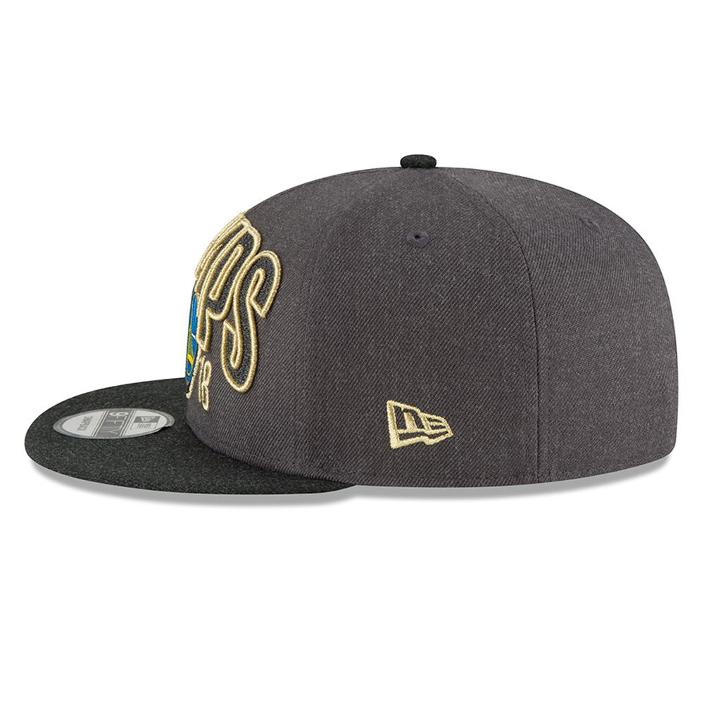 555762f750a Golden State Warriors 2018 NBA Champions 9FIFTY Snapback