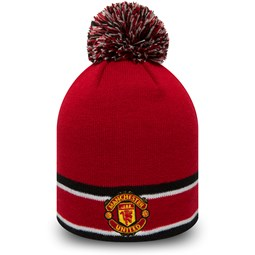 Manchester United Red Bobble Knit