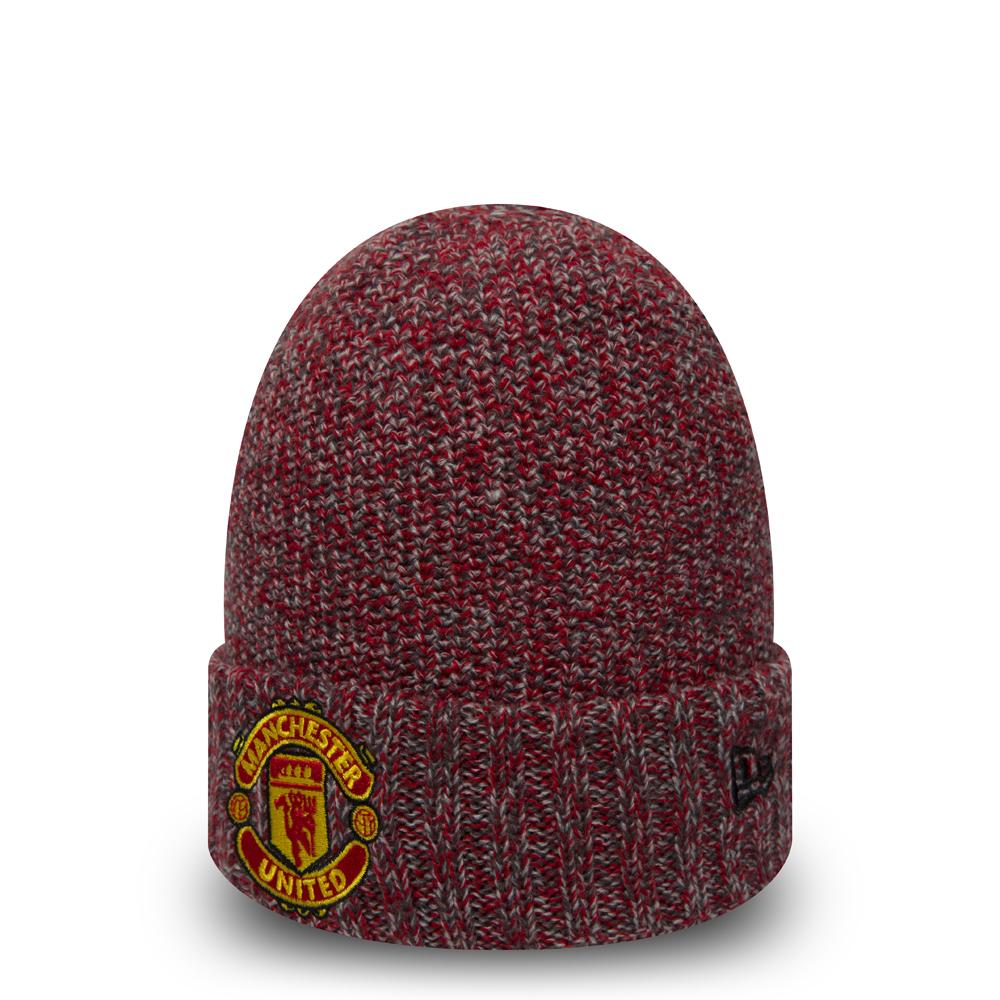 a9672e44774 Manchester United Marl Cuff Knit