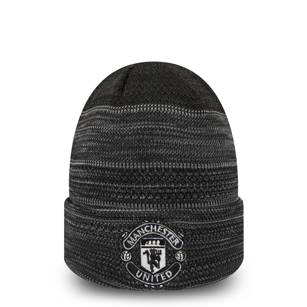 Manchester United Engineered Cuff Knit
