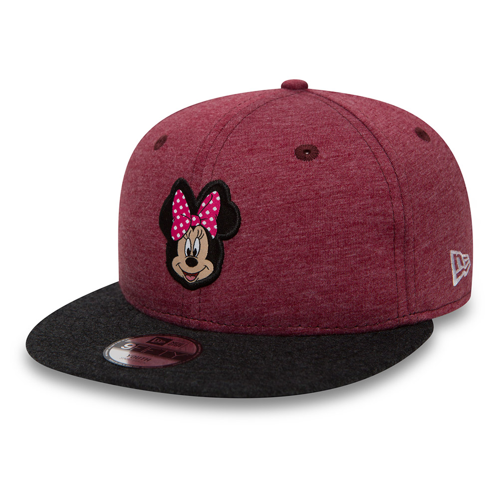 New Era Minnie Mouse 9forty Adjustable Kids cap Disney Character